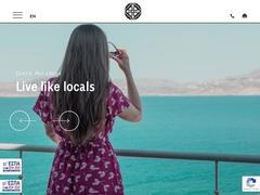 Porto Kaza Boutique - Hôtel 2 Clés - Sitia - Lassithi - Crète