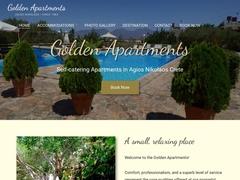 Golden Apartments - Άγιος Νικόλαος - Λασίθι - Κρήτη
