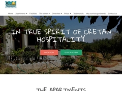Sunrise Apartments - Παλαιόκαστρο - Ίτανος - Λασίθι - Κρήτη