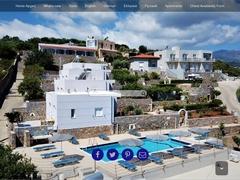 Kavousanos Apartments - Istro - Lassithi - Crete