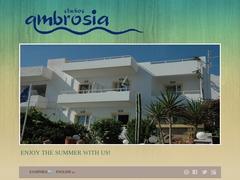 Ambrosia Studios - Σταυρό Χωρή - Μακρύς Γιαλός - Λασίθι - Κρήτη