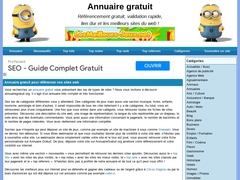 http://www.annuairegratuit.org