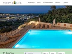 Sunday Life Club - Αγία Πελαγία - Χερσόνησος - Ηράκλειο - Κρήτη