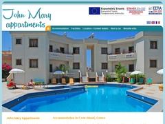 John Mary Apartments 4 Keys - Kato Gouves - Heraklion - Crete
