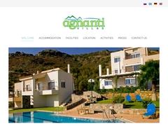 Agnanti Villas - Αγία Πελαγία - Ηράκλειο - Κρήτη
