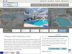 Athena Apartments - Σταλίδα - Ηράκλειο - Κρήτη