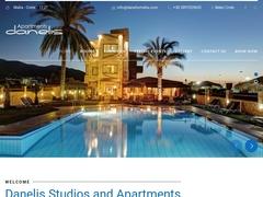 Danelis Studios & Apartments - Μάλια - Ηράκλειο - Κρήτη