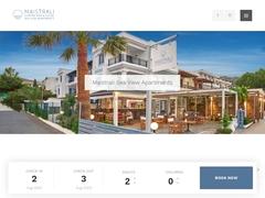 Διαμερίσματα Maistrali - Άγιος Ιωάννης - Σταλίδα - Ηράκλειο - Κρήτη
