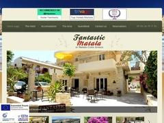 Fantastic Hotel - Μάταλα - Ηράκλειο - Κρήτη