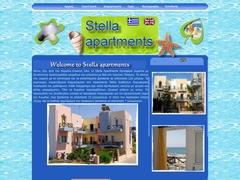 Stella Apartments - Κοκκίνη Χάνι - Ηράκλειο - Κρήτη