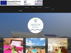 Triton - Ξενοδοχείο 3 * - Μάλια - Ηράκλειο - Κρήτη