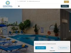 Central Hersonissos - Hotel 3 * - Χερσονήσου - Ηράκλειο - Κρήτη