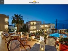 Panorama - Ξενοδοχείο 2 * - Καλαμάκι - Τυμπάκι - Ηράκλειο - Κρήτη