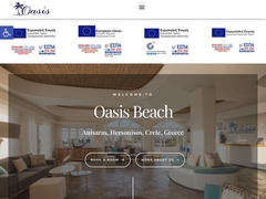 Oasis Beach - Hotel 2 * - Ανισσαράς - Χερσόνησος - Ηράκλειο - Κρήτη