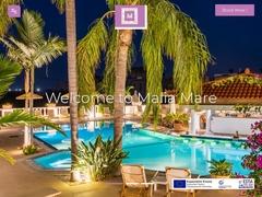 Malia Mare - Ξενοδοχείο 2 * - Παραλία Μάλια - Ηράκλειο - Κρήτη