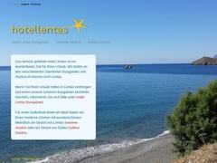 Lentas - Ξενοδοχείο 2 * - Λήδα - Ηράκλειο - Κρήτη