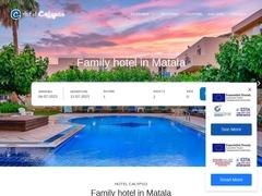 Calypso - Ξενοδοχείο 2 * - Μάταλα - Ηράκλειο - Κρήτη