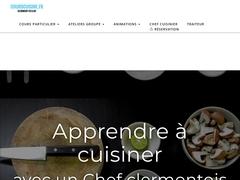 Cours individuel ou collectif de cuisine gastronomique