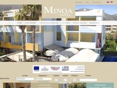 Minoa - Hôtel 2 * - Malia - Heraklion - Crète