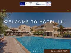 Lili - 1 * Hotel - Skafidaras - Amoudara - Heraklion - Crete