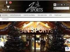 Jean Sports