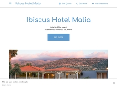 Ibiscus - 1 * Hotel - Malia - Heraklion - Crete