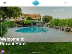Roxani - Ξενοδοχείο 1 * - Αμμουδάρα - Ηράκλειο - Κρήτη