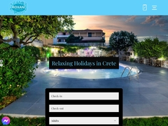 Roxani - 1 * Hotel - Amoudara - Heraklion - Crete