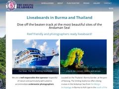 Dive cruises Burma and Thailand - Liveaboard Burma and Thailand