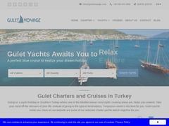 Gulet Voyage Yachting