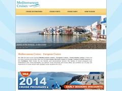Mediterranean cruises - European cruises - Greek cruises