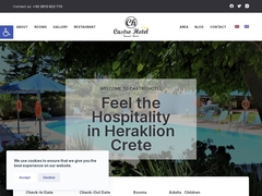 Castro - 1 * Hotel - Amoudara - Heraklion - Crete