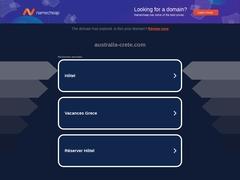 Australia - 1 * Hotel - Amoudara - Gazi - Heraklion - Crete