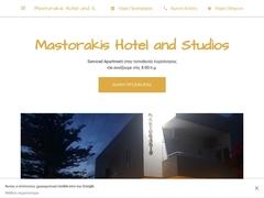 Mastorakis - 1 * Hotel - Chersonissos - Heraklion - Crete