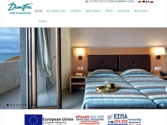 Dimitra - 1 * Hotel - Kokkini Chani - Heraklion - Crete