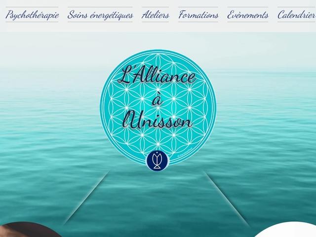 Alliance à l'Unisson - Shaïma Grosjean