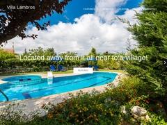 Villa Lambros - Άγιος Κωνσταντίνος - Νικηφόρος Φωκάς - Ρέθυμνο - Κρήτη