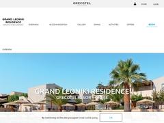 Grand Leoniki Residence - Hôtel 4 * - Platanias - Rethymnon - Crète