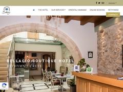 Bellagio Boutique - Hôtel 4 * - Platanias - Rethymnon - Crète