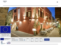 Veneto - Hôtel 4 * - Plage de Rethymnon - Crète
