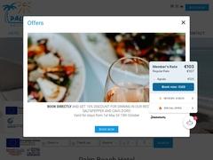 Palm Beach Apartments - Παραλία Ρεθύμνου - Κρήτη
