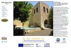 Villas Maroulas - Dilofo - Maroulas - Rethymnon - Crete