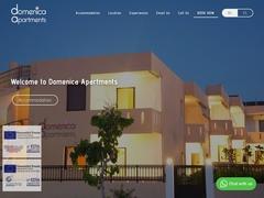 Domenika Apartments - Ξενοδοχείο 3 * - Μισίρια - Ρέθυμνο - Κρήτη