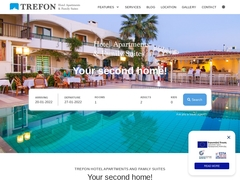 Trefon Apartments - Ξενοδοχείο 3 * - Πλατανιάς - Ρέθυμνο - Κρήτη