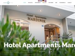 Mardinic Apartments - Ξενοδοχείο 3 * - Παραλία Ρεθύμνου - Κρήτη