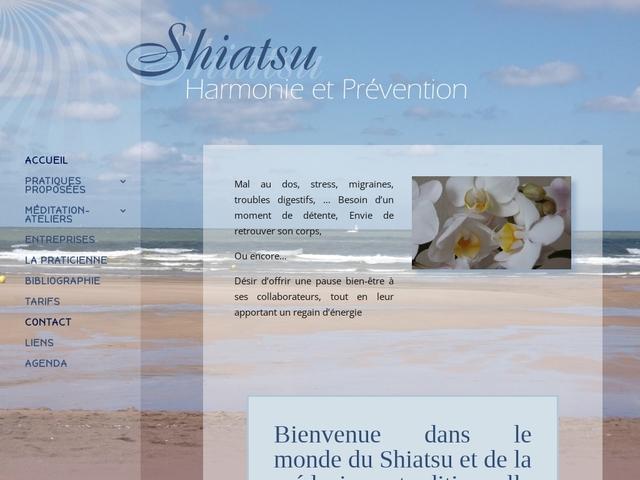 Shiatsu Harmonie - Claire Meyer