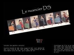 Nuancier DS
