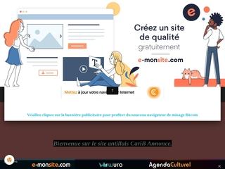 Carib Annonce (Espace Publicitaire, Petites Annonc
