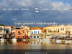Z Boutique - Hôtel 4 * - Panormos - Geropotamos - Rethymnon - Crète