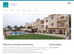 Asterion Apartments - Hôtel 2 * - Panormos - Rethymnon - Crète